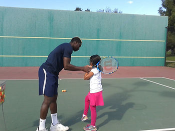 San Jose CA Tennis Camp's Weekly Rates  $350 half day $500 full day