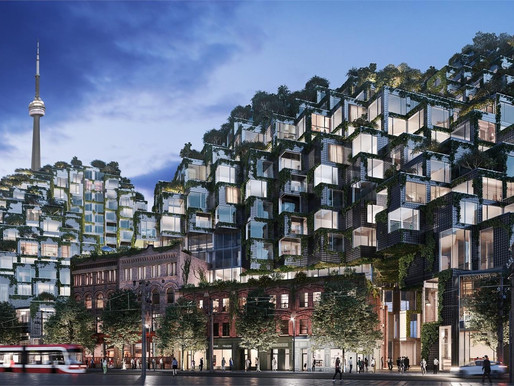 KING Toronto: Toronto's most talked about residential building