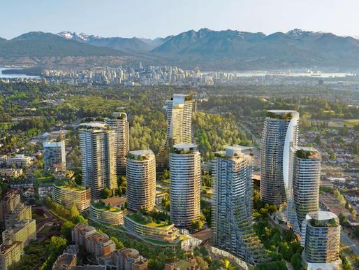 Oakridge Centre the largest development in Vancouver's history
