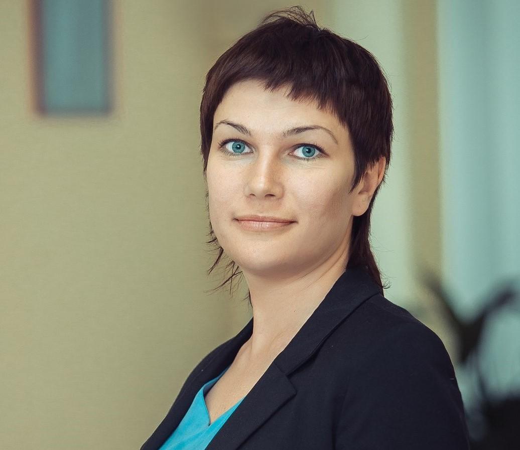 Юлия Перегудо