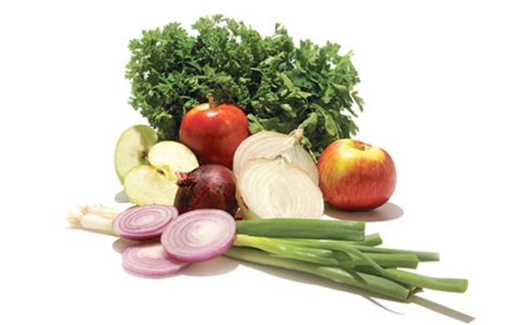 Quercetin Foods