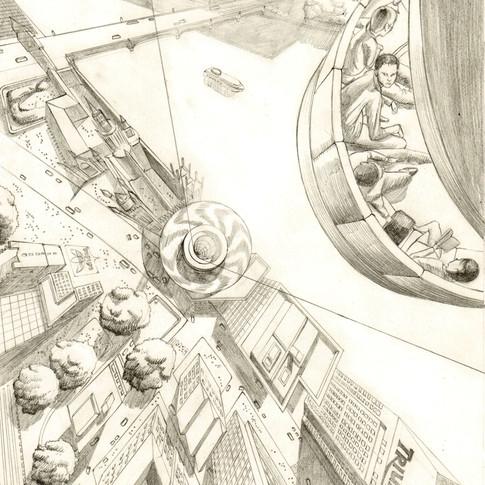 Space Tube / l'ascenseur spatial