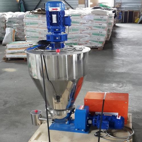 Dozator praf automatizat pentru silozuri