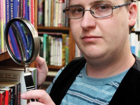 March Speaker - Author Daniel Stallings