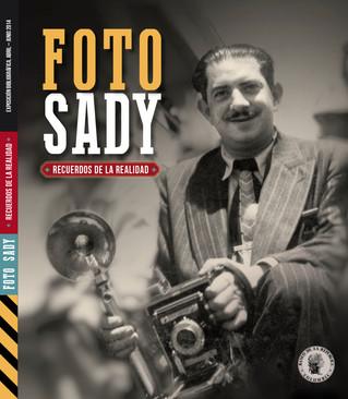 Carátula Libro FOTO SADY Recuerdos de la realidad.