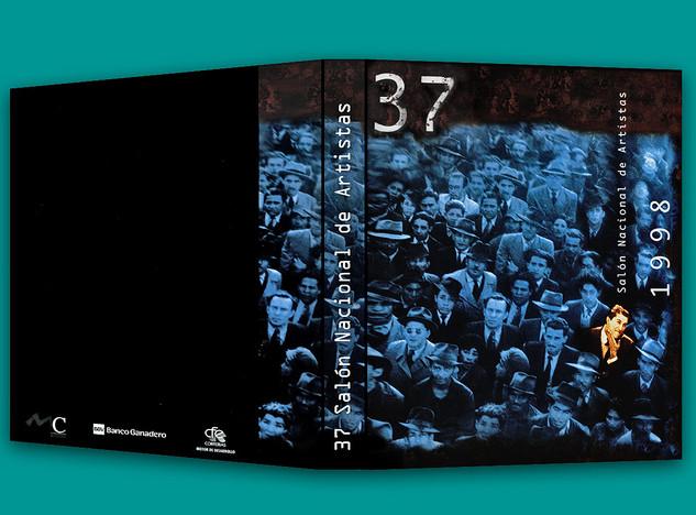 Catálogo 37 Salones Nacionales de Artistas