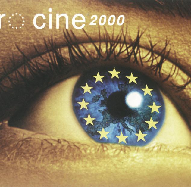 Cartel para Eurocine 2000
