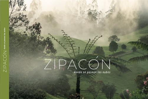 Libro Zipacón, donde se pasean las nuebes.