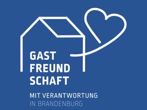 """""""Gastfreundschaft mit Verantwortung in Brandenburg"""""""