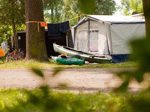 Campingplatz geöffnet - die Bedingungen