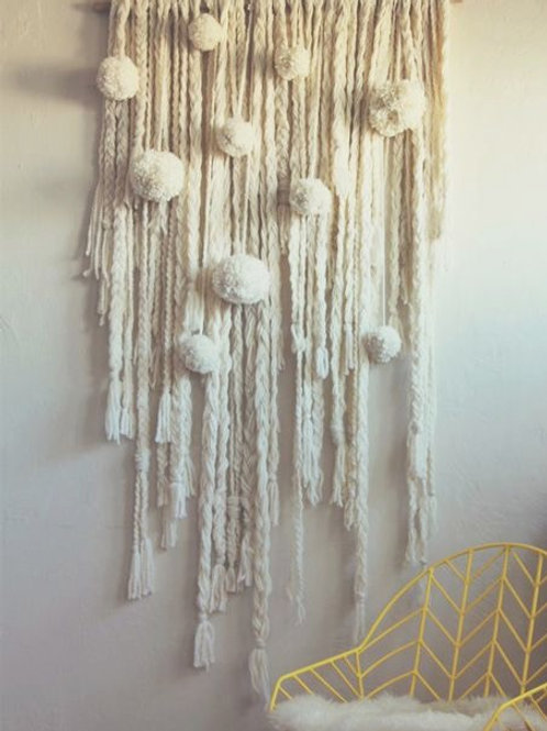 Fibre Art Wallhanging