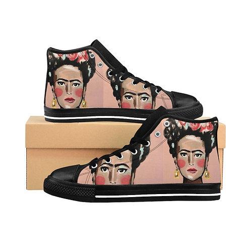 Frida Kahlo  Women's  High-tops