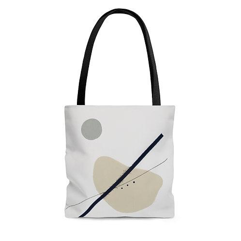 Mid Mod Tote Bag