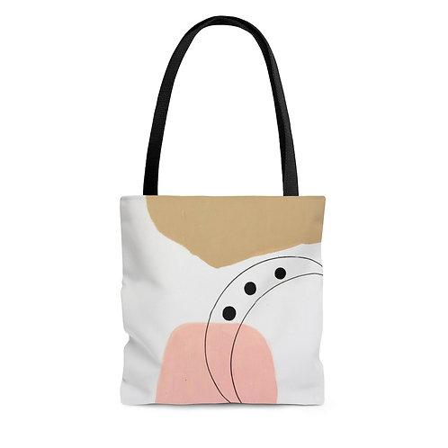 Mod  Tote Bag