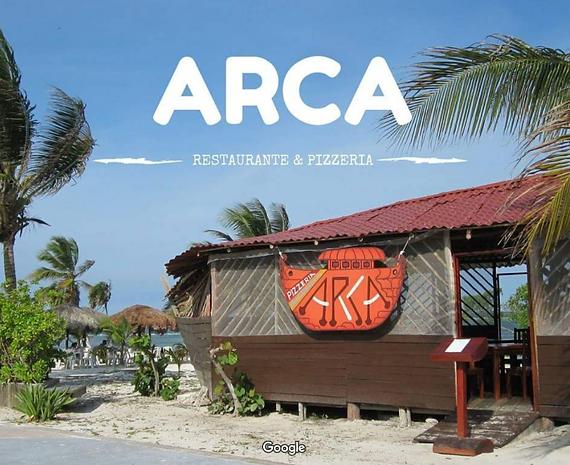 Arca Restaurante en Mahahual
