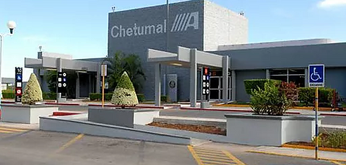Chetumal airport to Bacalar Sunrise Villa, Bacalar hotels