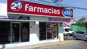 Farmcia Yza Chetumal