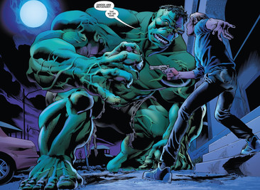 The Immortal Hulk Issue #1