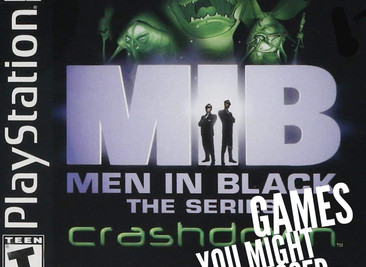 Games You May Have Missed: MIB Crashdown
