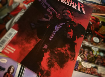 The Punisher #1 Review