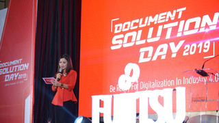 Fujitsu Document Solution Day 2019