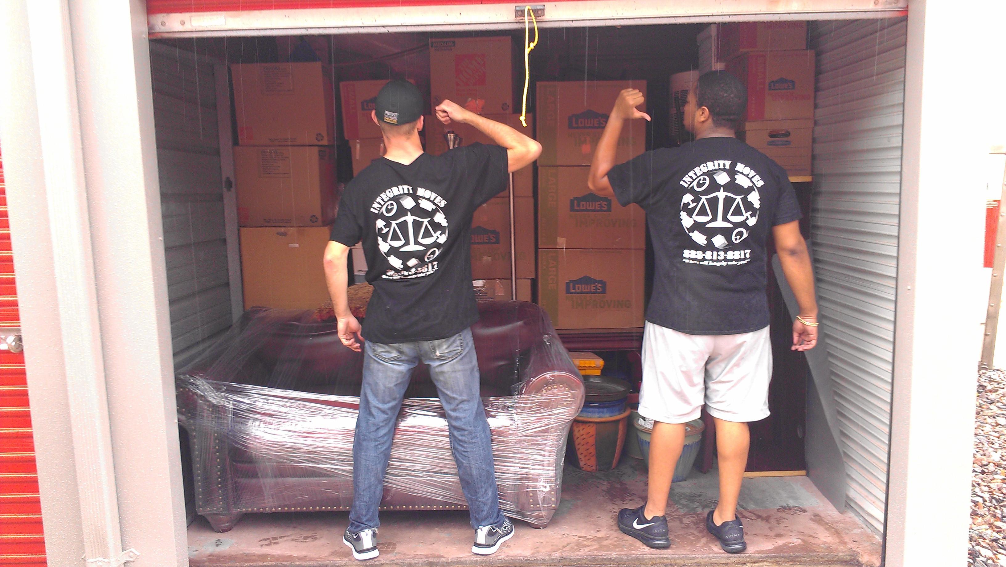 2 Man Moving Crew