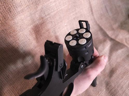 Webley and Dan Wesson Revolver shells