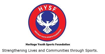 New Logo - Heritage Youth Sports Foundat