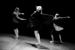 Danse - Tomber des nues