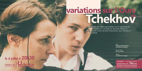 Variations sur l'Ours de Tchekhov