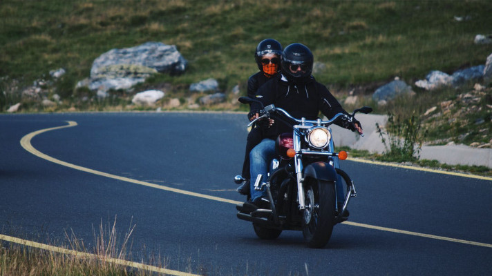 Motorcyclist Riding Tips