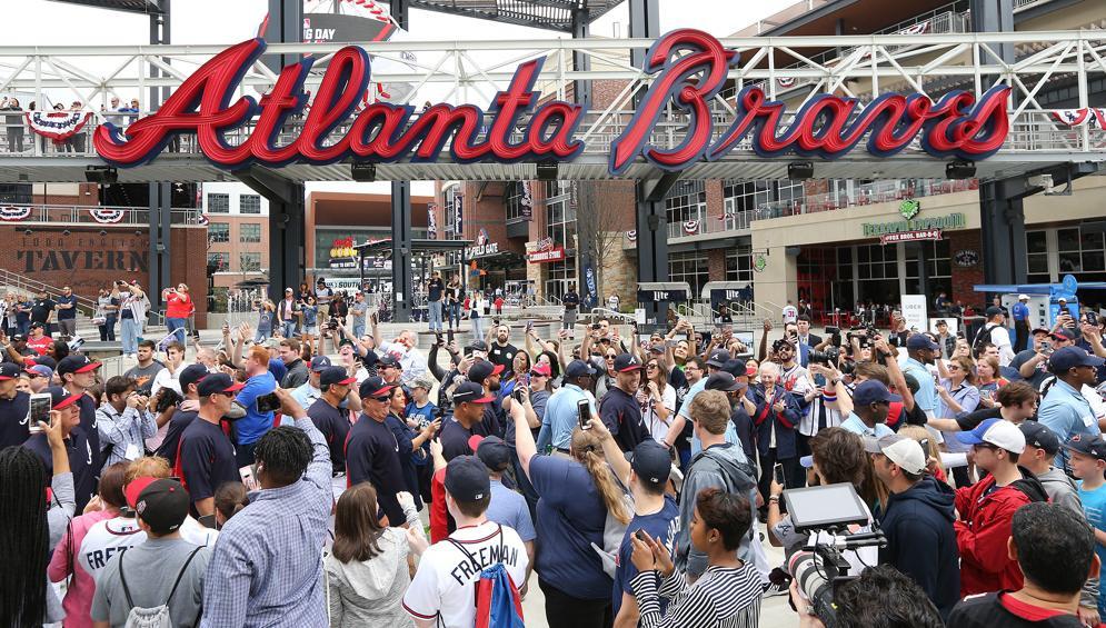 Atlanta Braves Home Opener 2019