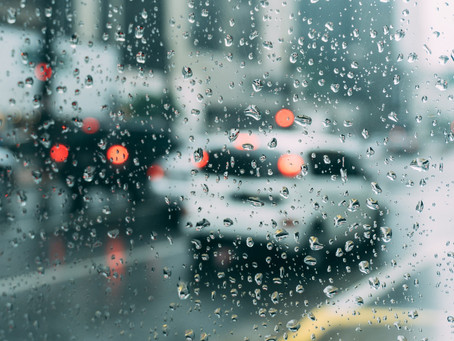 How Rain Impacts Roads, Traffic, and Driving Ability