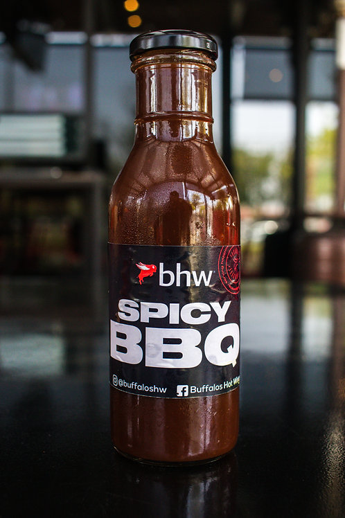 Salsa Spicy-BBQ