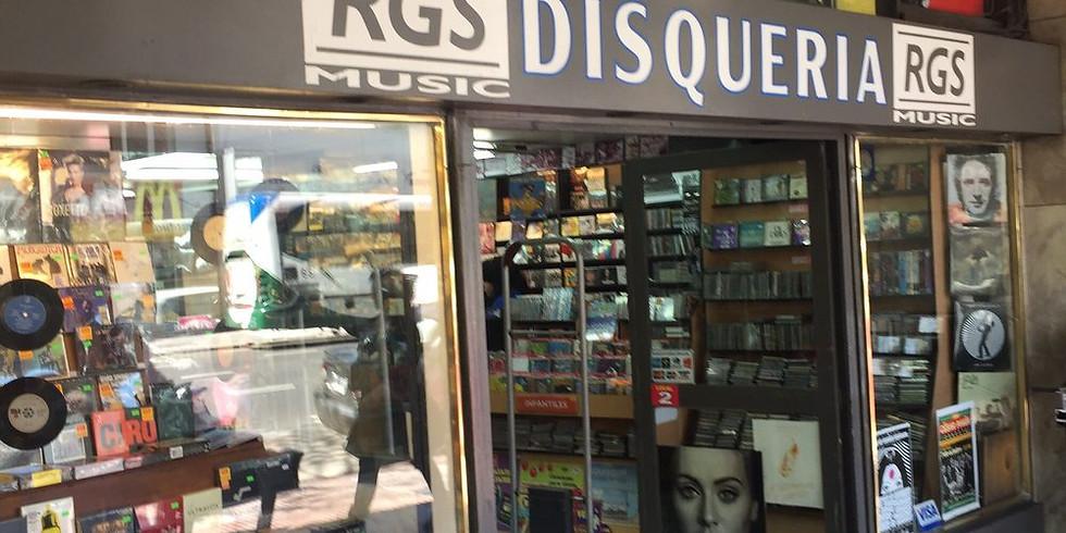 DISQUERÍA RGS MUSIC