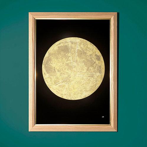 """Eclat de Lune Collection -""""Scintillam Aurea"""""""