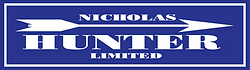 NICHOLAS HUNTER LIMITED LOGO BLUE 072_De