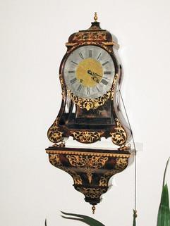Robert Louis XIV Swiss clock