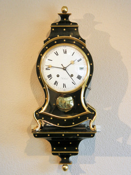 Robert Grande Sonnerie Swiss Neuchatel clock
