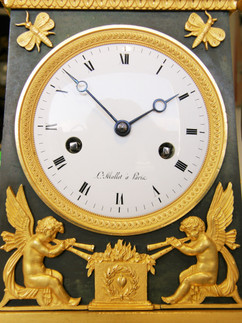 Hands French clock