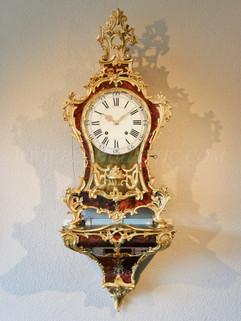 Swiss Neuchatel Louis XVI clock
