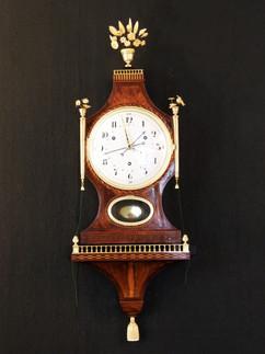 Christoph Hopfengärtner Directoire Swiss clock