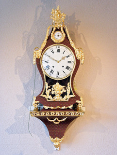 Louis XVI Swiss Neuchatel clock