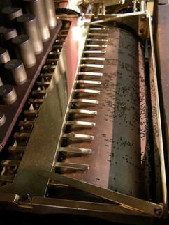 1780 Swiss organ musical clock