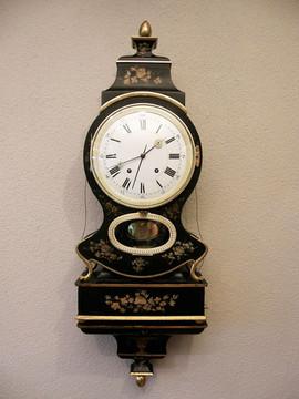Aimé Billon Swiss Neuchatel musical clock