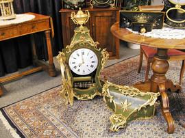 Louis XVI Swiss musical clock