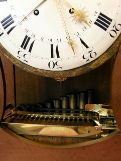 1780 Swiss organ musical clock