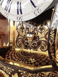 1760 French clock pendulum