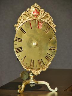 Swiss 18th century night clock