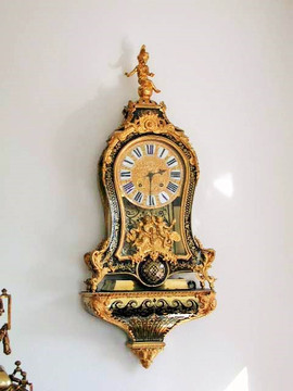 Cogniet 18th cent. French clock